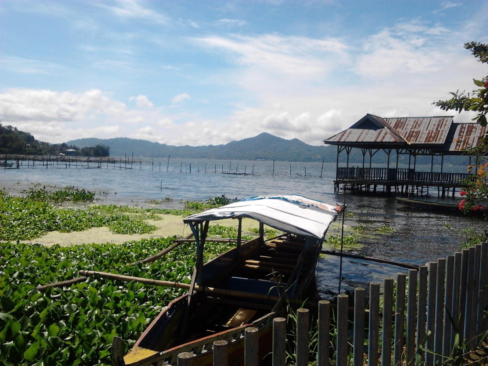 "Menyambangi Danau Terluas di Sulawesi Utara ""TONDANO"" - www"