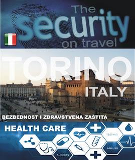 Torino, Italija – Bezbednost i zdravstvena zaštita