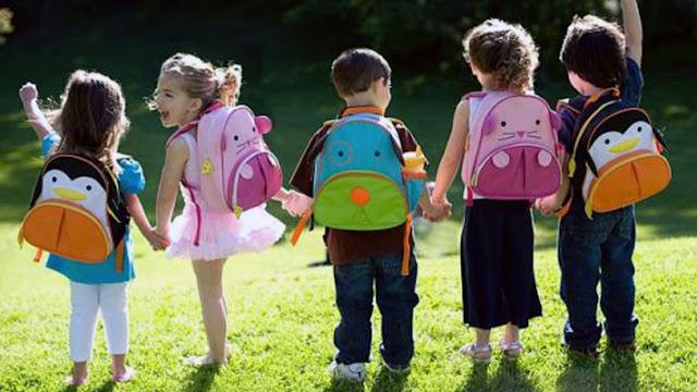 Ini Usia Ideal Anak untuk Masuki Jenjang Sekolah