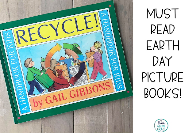 recycle books for kids
