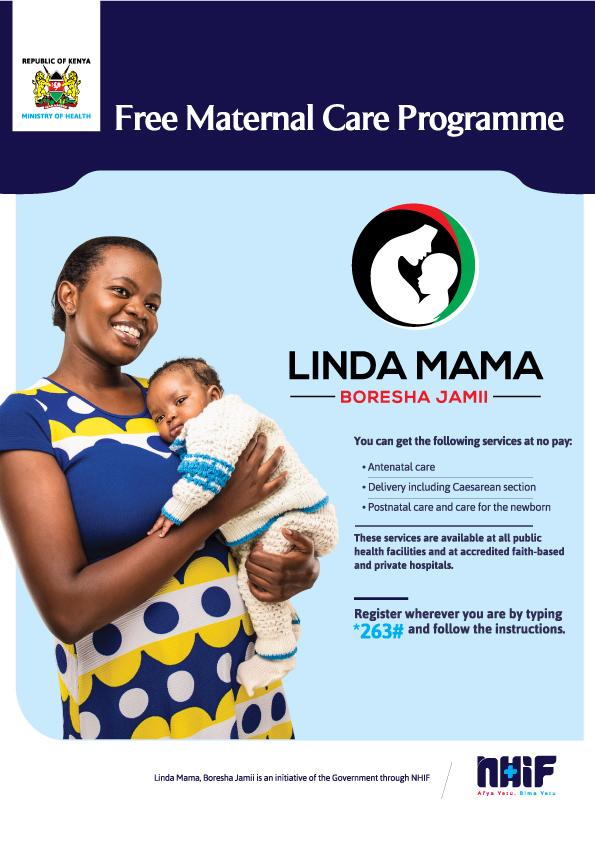 6670c4d95 Did you know that all expectant women in Kenya are supposed to get free  National Hospital Insurance Fund (NHIF) cover for their maternity expenses  as well ...