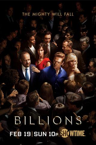 Assistir Série Billions – Todas as Temporadas