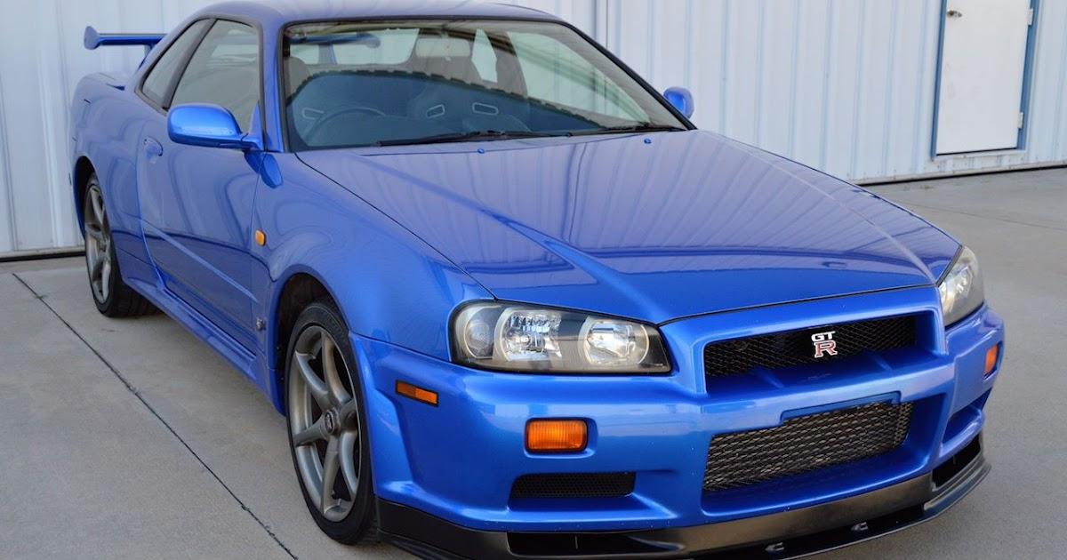 Nissan Skyline GT-R s in the USA Blog: MotoRex 1999 Nissan ...