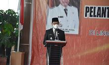Wabup Ketapang Lantik Pejabat Perpanjangan Jabatan Tinggi Pratama
