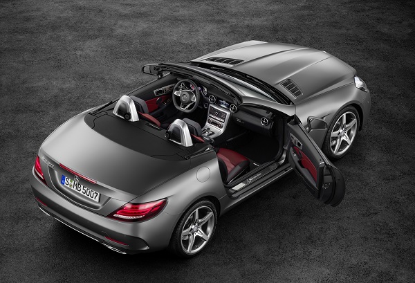 Mercedes Benz SLC