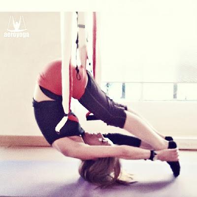 formaçao yoga aérea