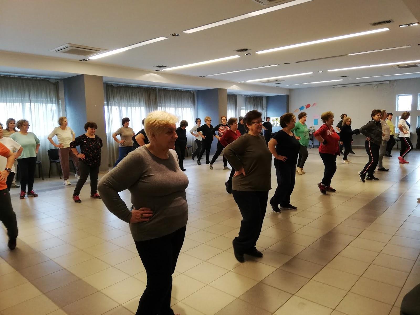 Πάνω από 700 Μέλη των ΚΑΠΗ του Δήμου Λαρισαίων εκπαιδεύονται σε νέα επιμορφωτικά και ψυχαγωγικά προγράμματα
