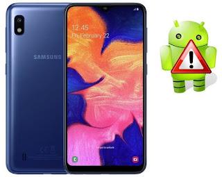 Fix DM-Verity (DRK) Galaxy A10 SM-A105M FRP:ON OEM:ON