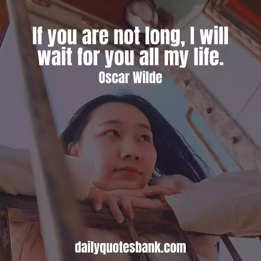 Quotes About Waiting For Someone You Like