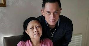 AHY: Maaf Jika Ada Ucapan Ibu Ani yang Mungkin Mencederai Perasaan
