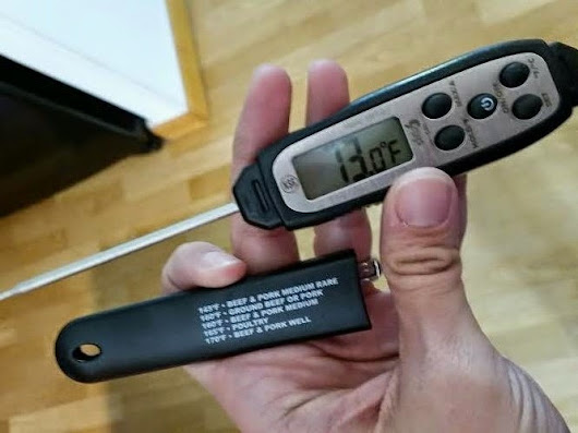 EatSmart Precision Pro Digital Food Thermometer