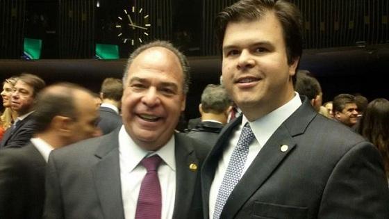 POLÍTICA: PF indicia o senador Fernando Bezerra e filho deputado Federal por corrupção