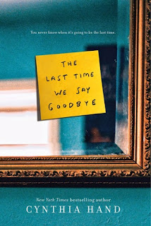 letmecrossover_blog_michele_mattos_blogger_tbr_book_bookblogger_books_reviews_booktuber_tag_tobereadpile_the_last_time_we_say_goodbye_cynthia_hand_author_cover_ya_diverse_young_adult_recommendations