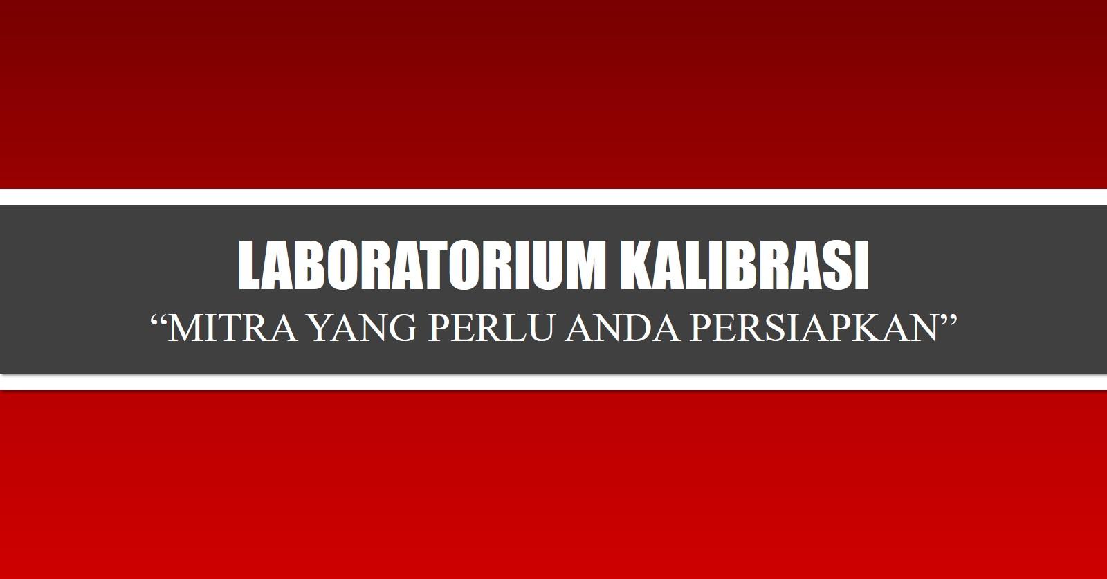 laboratorium kalibrasi