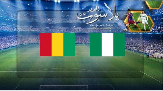 نتيجة مباراة نيجيريا وغينيا اليوم 26-06-2019 بطولة كأس الأمم الأفريقية
