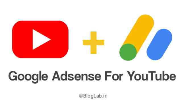 How to get approval from adsense for youtube channel, adsense for youtube