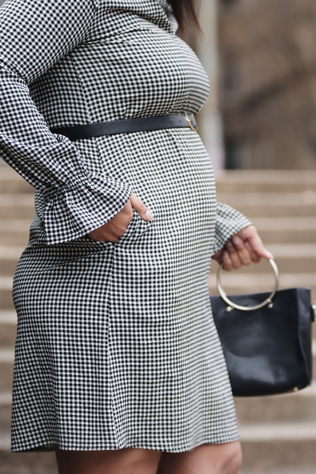 maternity fashion, spring looks, h&m dresses, pregnancy style, maternity, mom bloggers