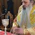 Ο Σεβ.Μητροπολίτης Σταγών και Μετεώρων κ.Θεόκλητος στον ενοριακό Ιερό Ναό των Οσίων Μετεωριτών Πατέρων,Καλαμπάκας