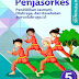 Buku Penjaskes Kelas 5 (lima) Kurikulum 2013 Revisi 2019, Buku Guru dan Siswa.