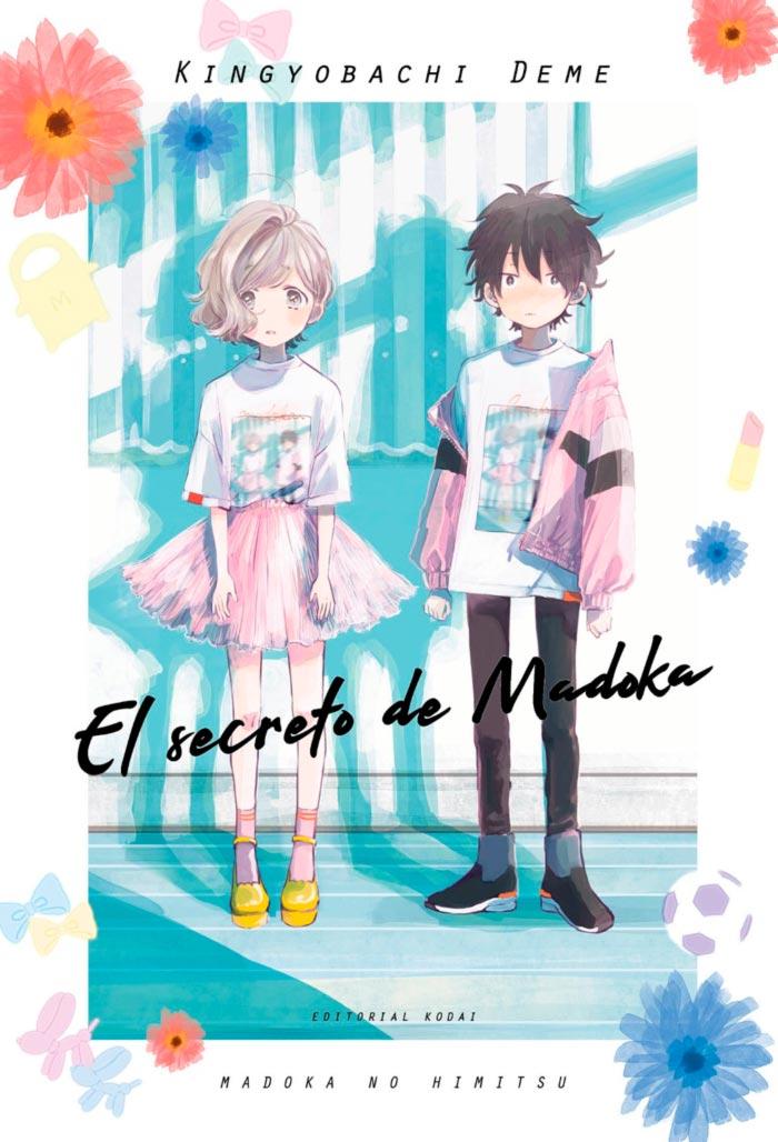 El secreto de Madoka (Madoka no Himitsu) manga - Deme Kingyobachi - Editorial Kodai
