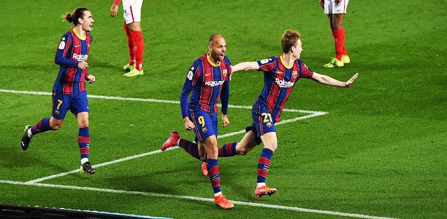 Barcelona vs Sevilla Highlights