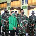 Berikan Motivasi Nakes, Kasad Kunjungi RST Wijayakusuma Purwokerto
