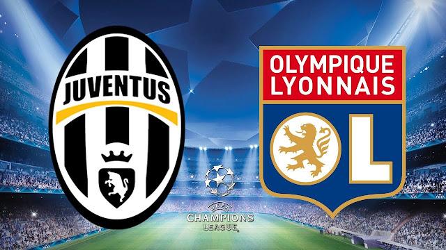 موعد  مباراة يوفنتوس وليون بث مباشر بتاريخ 07-08-2020 في دوري أبطال أوروبا