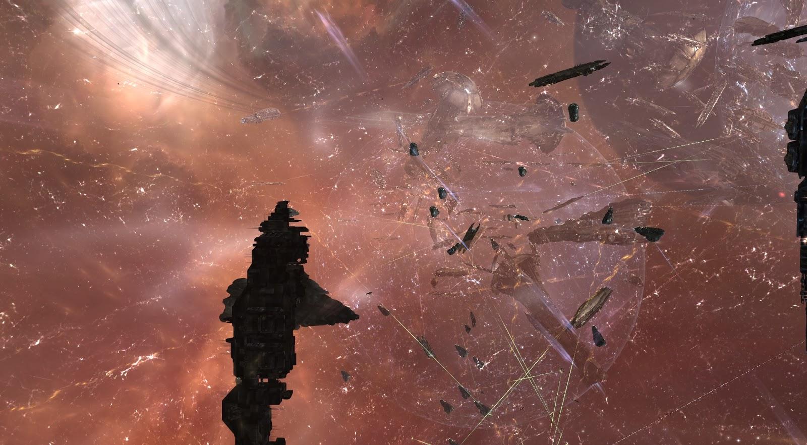 The Big Shield Lobby: An Eve Online PvP Blog: TITAN DOWN