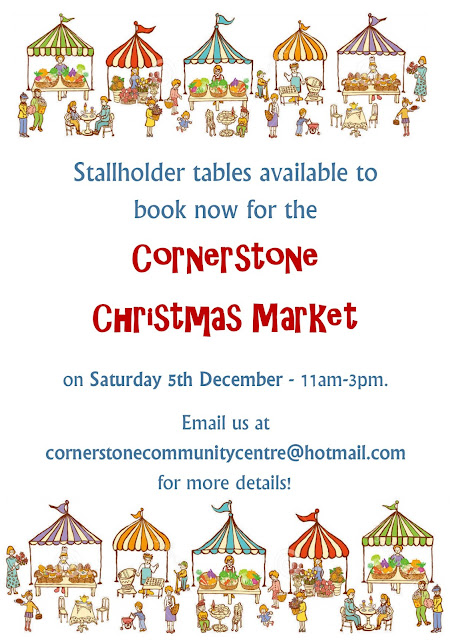 Christmas Market - Stalls Available