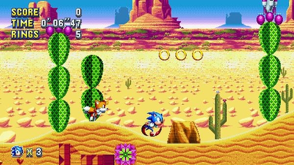 Sonic Mania Plus Full Español