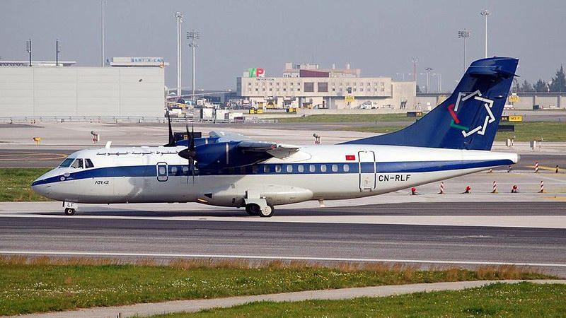 الخطوط الجوية الجهوية المغربية Morocco Regional Air Lines