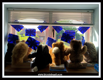 Feline Fiction on Fridays #131 ©BionicBasil®Woodland Furriends Crew