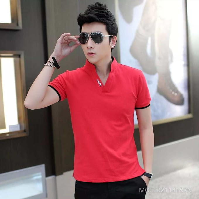 Short Sleeves Slim Casual T-shirt