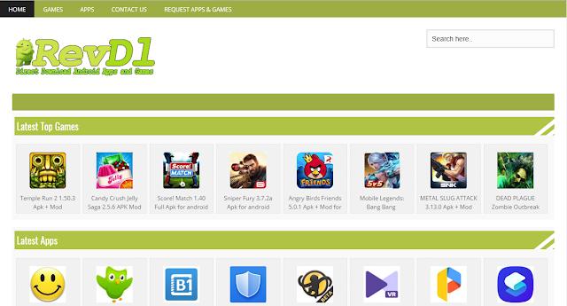 Ini Dia Top 5 Daftar Situs Penyedia Game Android Mod Terbaik Tahun Ini