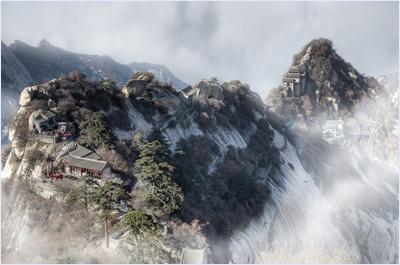 เขาหัวซาน (Mt. Hua)