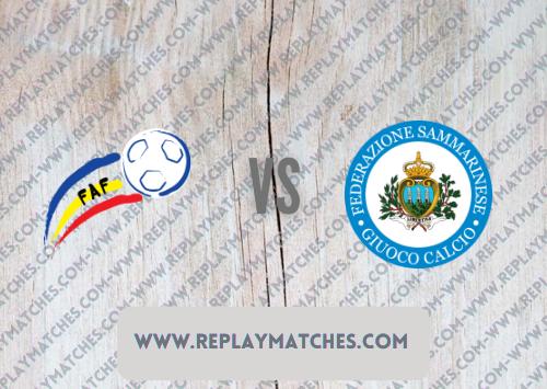 Andorra vs San Marino -Highlights 02 September 2021