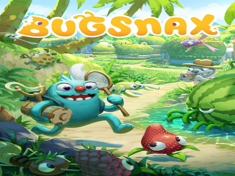 Download Bugsnax Game PC Free