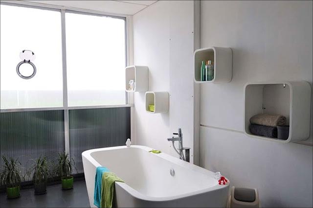 banheiro Casa 2 andares 8 containers