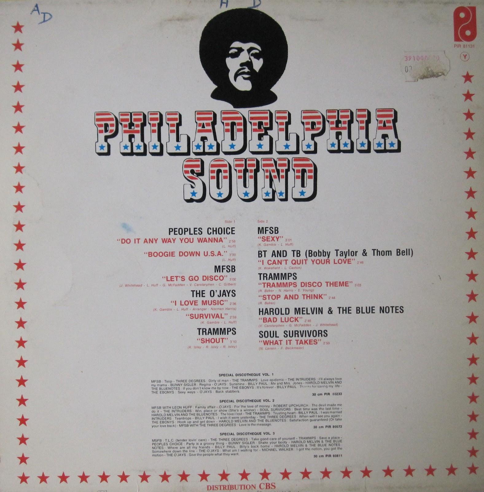 Philadelphia Sound