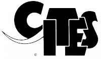 Cites Logo Convenção sobre Comércio Internacional das Espécies da Flora e Fauna Selvagens em Perigo de Extinção