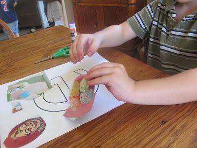 How I Teach My Preschooler the ABCs-The Unlikely Homeschool