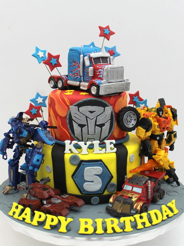 transformers birthday cake transformers theme cake delivery all