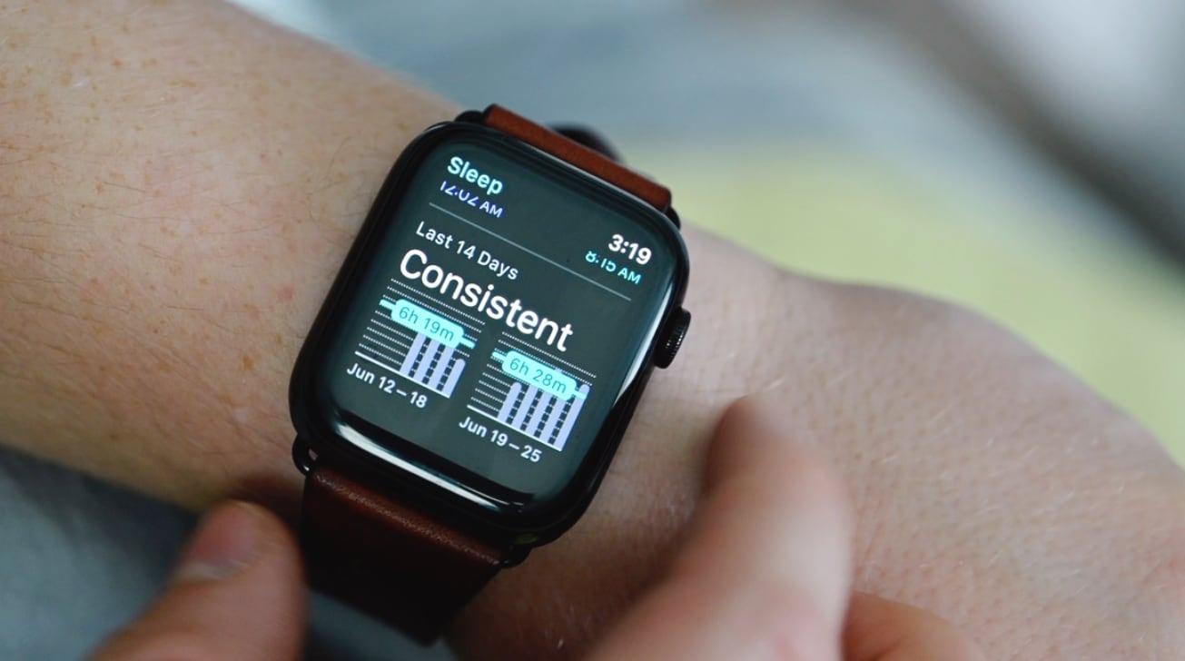 蘋果:Apple Watch 睡眠追蹤我們研發了 5 年以上