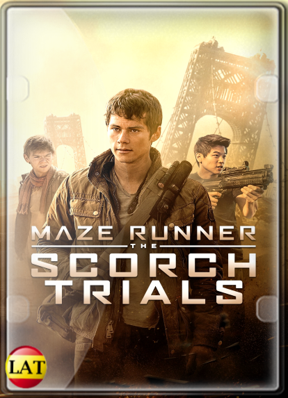 Maze Runner: Prueba de Fuego (2015) DVDRIP LATINO