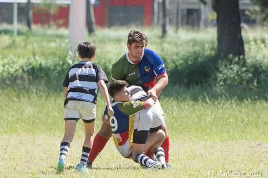 Sábado de Rugby en el Conas