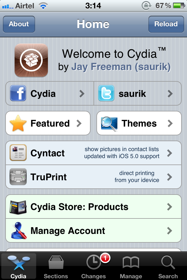 What is Cydia and Cydia Basics