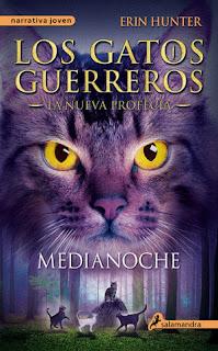 Los gatos guerreros: La nueva profecía