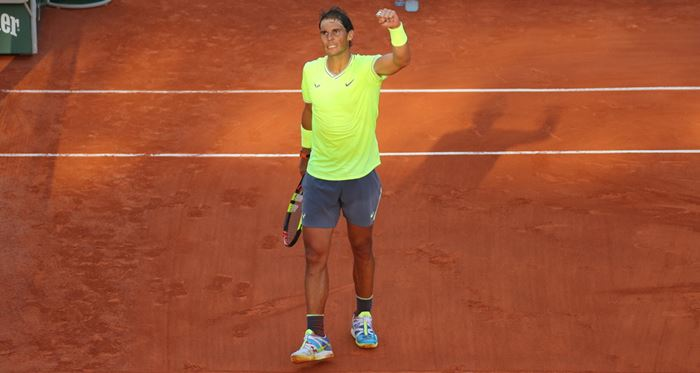 Rafael Nadal French Open 2019