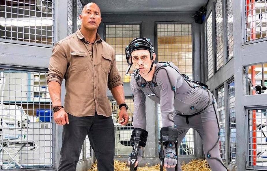"""Dwayne Johnson aparece em imagens de """"Rampage – A Fúria dos Monstros"""""""