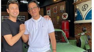 Raffi Ahmad Beli Mobil Andre Taulany Rp 700 Juta Buat Antar Anak Sekolah
